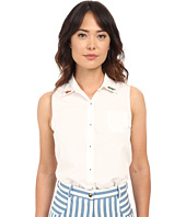 Rachel Antonoff - Sleeveless Bobby Top Embroidered