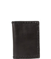 John Varvatos - Braided Edge Card Case