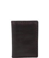 John Varvatos - Plaid Printed Card Case