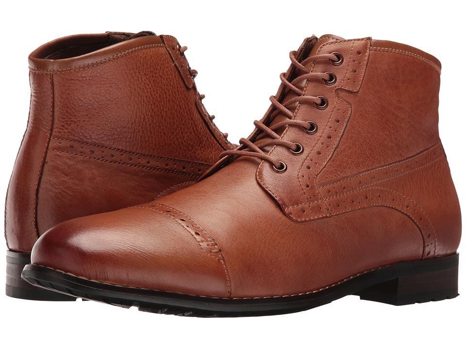 Nunn Bush Trent Boot (Tan) Men