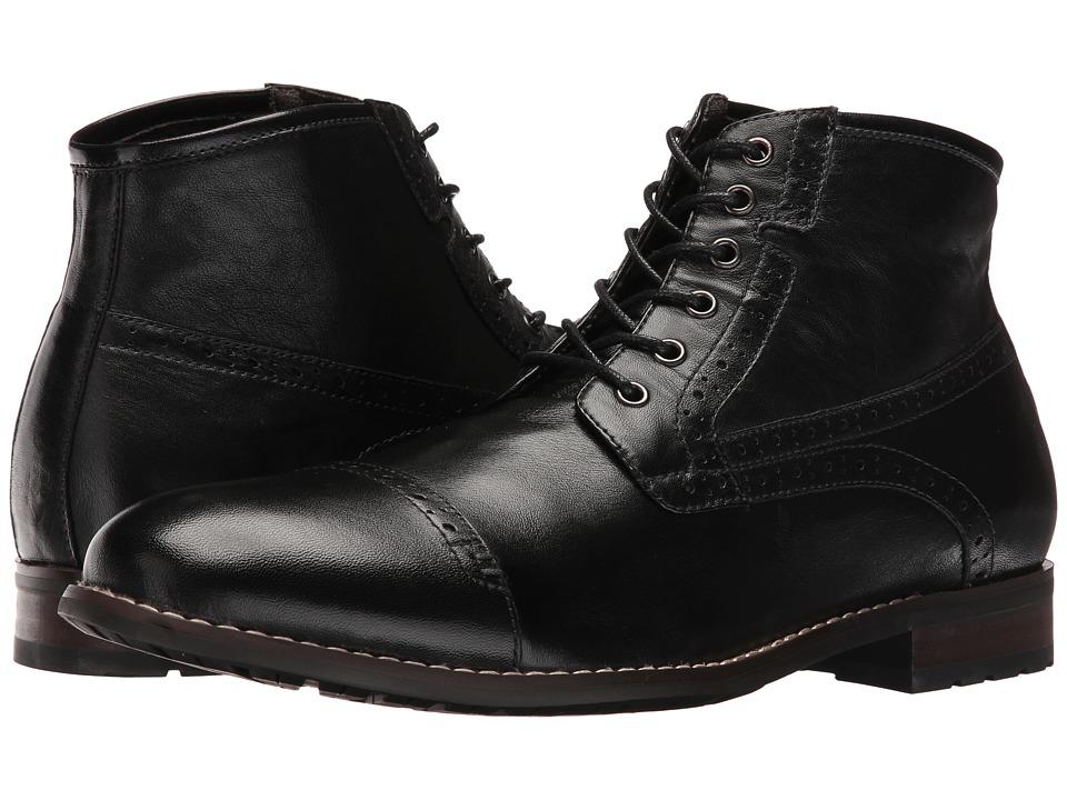 Nunn Bush Trent Boot (Black) Men