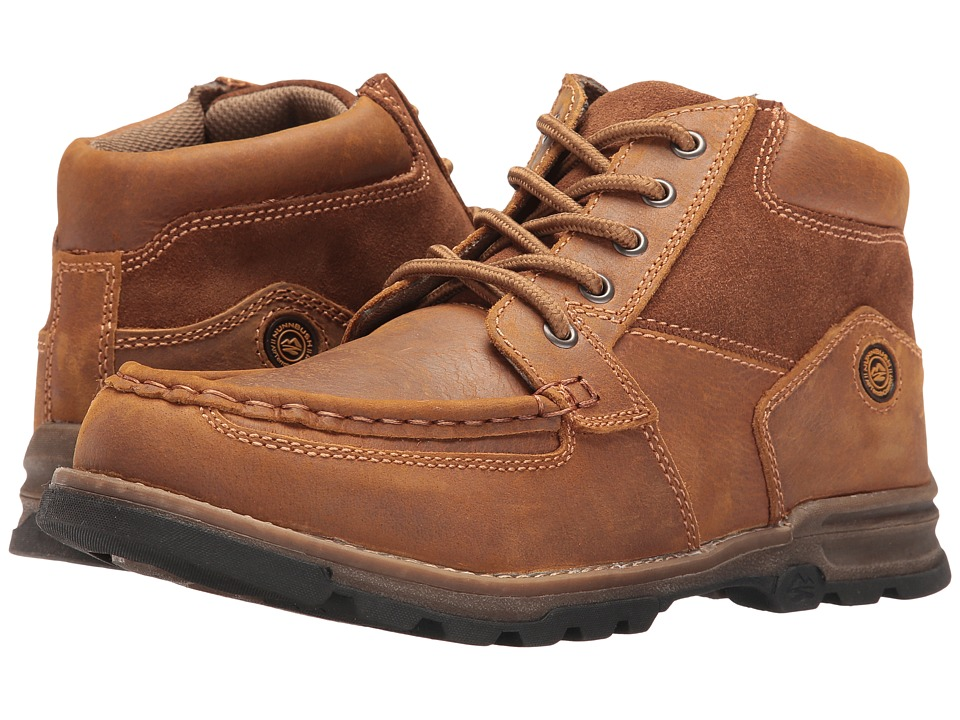 Nunn Bush Pershing Boot All Terrain Comfort (Camel) Men