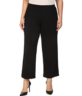 Karen Kane Plus - Plus Size Wide Leg Pull-On Pants