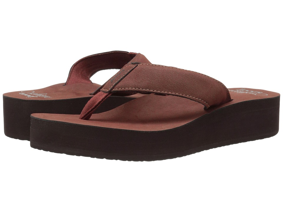 Reef - Cushion Butter (Brown) Women's Sandals