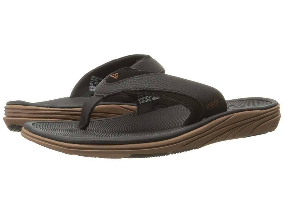 Reef - Modern (Black/Brown) Men