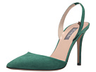 SJP by Sarah Jessica Parker - Bliss 90 (Masters Green Suede)