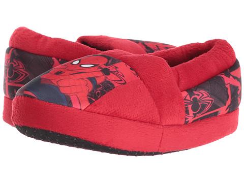 Favorite Characters Ultimate Spiderman Slipper SPF235 (Toddler/Little Kid) - Red