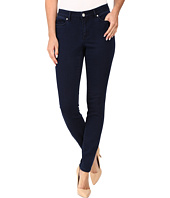 Ellen Tracy - Skinny Denim Pants in Indigo Wash