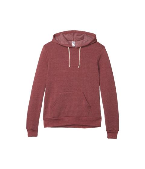 Alternative Hoodlum Pullover Hoodie - Eco True Currant