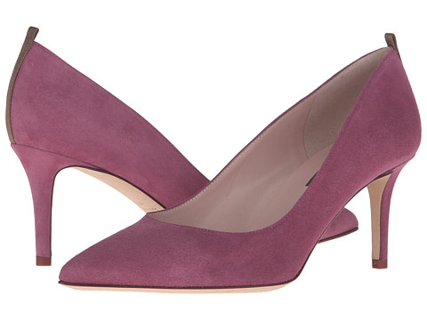 SJP by Sarah Jessica Parker Fawn 70mm - Solo Purple Suede