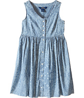 Polo Ralph Lauren Kids - Chambray Dress (Big Kids)