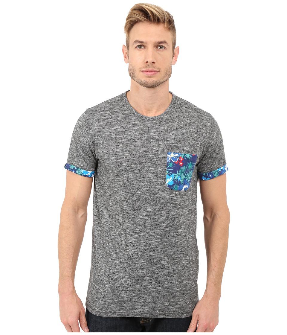 Superdry Festival Pocket Aop Tee Storm Grindle Mens T Shirt