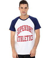 Superdry - Team Tigers Raglan Tee