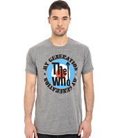 The Original Retro Brand - The Who Short Sleeve Tri-Blend Tee