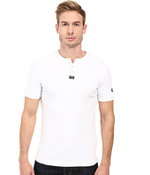 Superdry - Heritage Short Sleeve Grandad Shirt