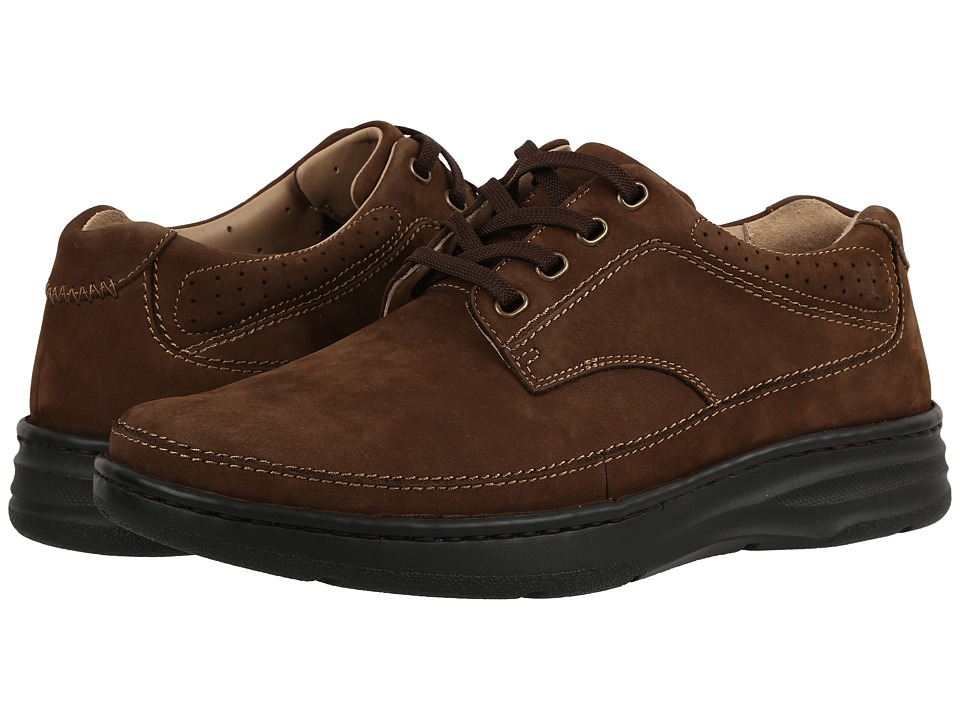 Drew - Toledo (Brown Nubuck) Mens Lace up casual Shoes