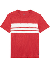 Polo Ralph Lauren Kids - Slub Jersey Stripe Tee (Toddler)