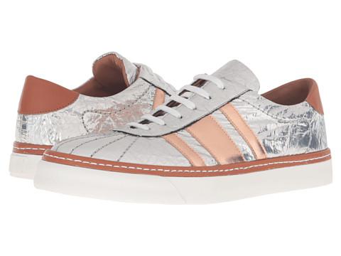 M Missoni Silver Sneakers - Silver