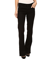 KUT from the Kloth - Natalie High Rise Bootcut Jeans in Black