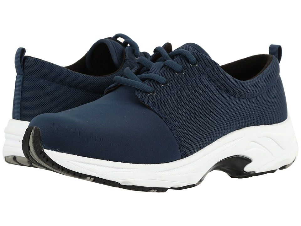 Drew Excel (Navy Mesh/Stretch) Women