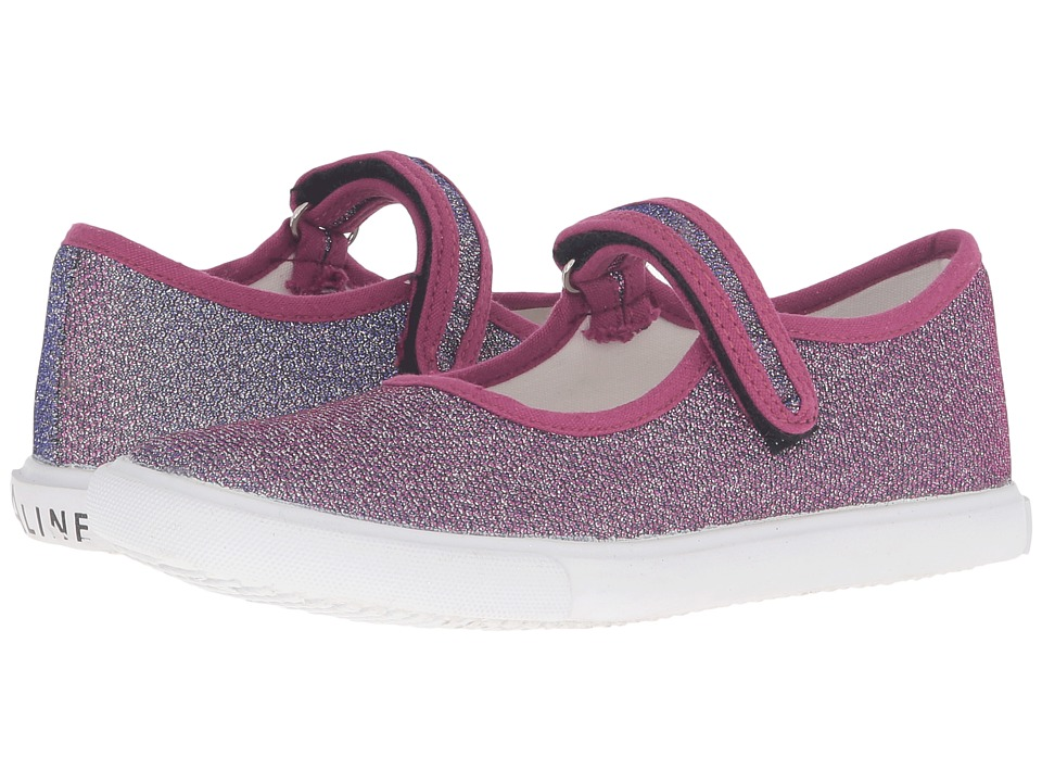 Amiana 6-A0838 (Toddler/Little Kid/Big Kid) (Fuchsia Irridescent Shimmer) Girls Shoes