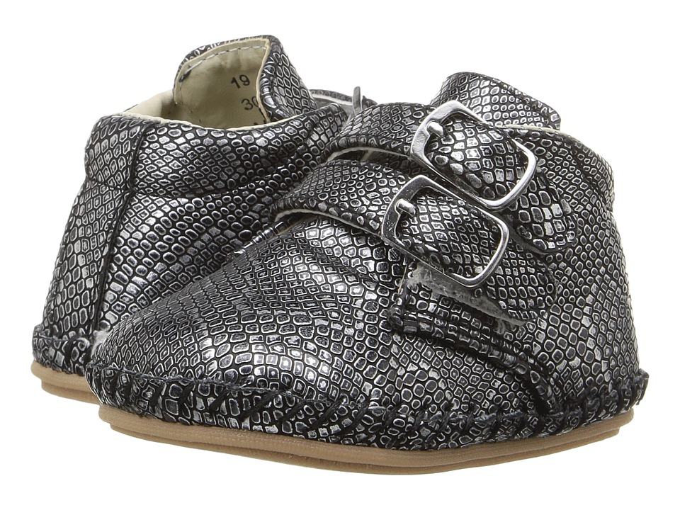 Amiana 6-A0944 (Infant/Toddler) (Pewter Python) Girl