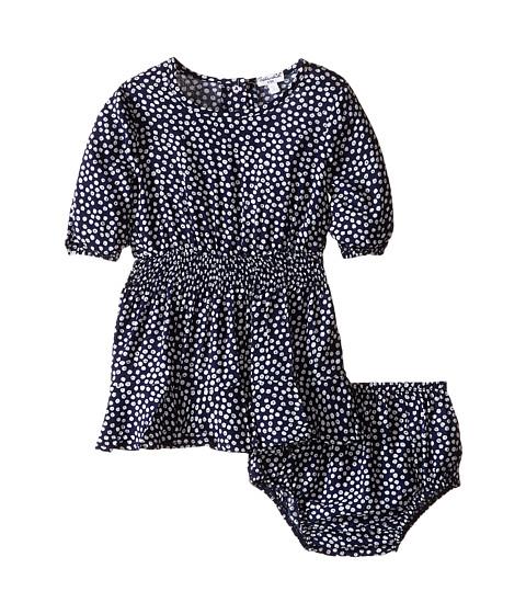 Splendid littles ditsy dot 3 4 sleeve dress infant print for Splendid infant