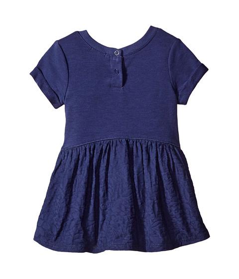 Splendid littles jacquard knit dress infant navy for Splendid infant