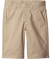 Nautica Kids - Flat Front Twill Shorts (Big Kids)