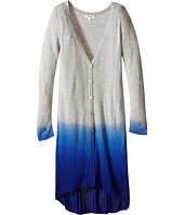 Splendid Littles - Dip-Dye Knit Long Cardigan (Big Kids)