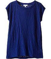 Splendid Littles - Burnout Short Sleeve Top (Big Kids)