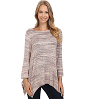 B Collection by Bobeau - Langely Space Dye Knit Top