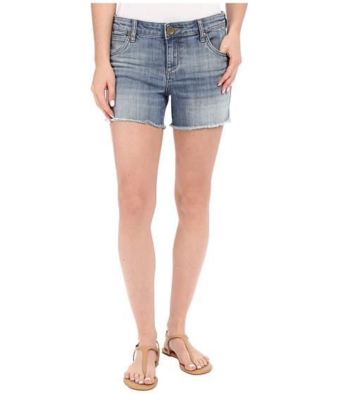 KUT from the Kloth - Gidget Cut Off Shorts in Mission w/ Medium (Mission/Medium) Women's Shorts