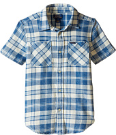 Polo Ralph Lauren Kids - Twill Straight Collar Shirt (Little Kids)