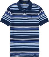 Polo Ralph Lauren Kids - Short Sleeve Knit Collar Shirt (Little Kids/Big Kids)