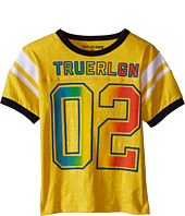 True Religion Kids - Color Block Graphic Tee (Toddler/Little Kids)