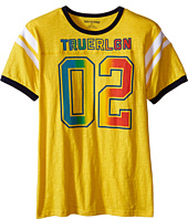 True Religion Kids - Color Block Graphic Tee (Big Kids)