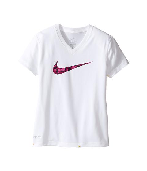 Nike Kids Dry Swoosh Short Sleeve Training T-Shirt (Little Kids/Big Kids)