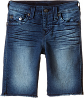 True Religion Kids - French Terry Geno Shorts (Toddler/Little Kids)