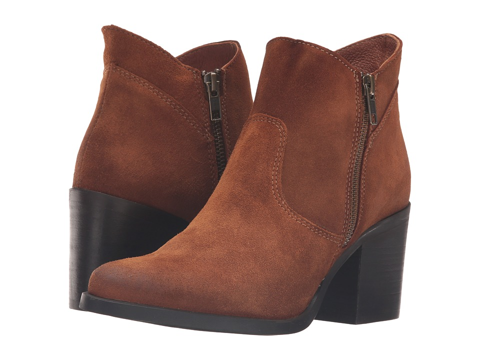 Steve Madden - Pierce (Chesnut Suede) Women