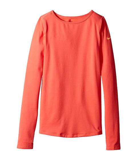 Nike Kids Pro Warm Long Sleeve Training Top (Little Kids/Big Kids)