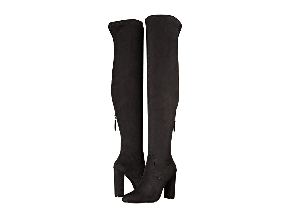 Steve Madden - Emotions (Black) Women's Boots