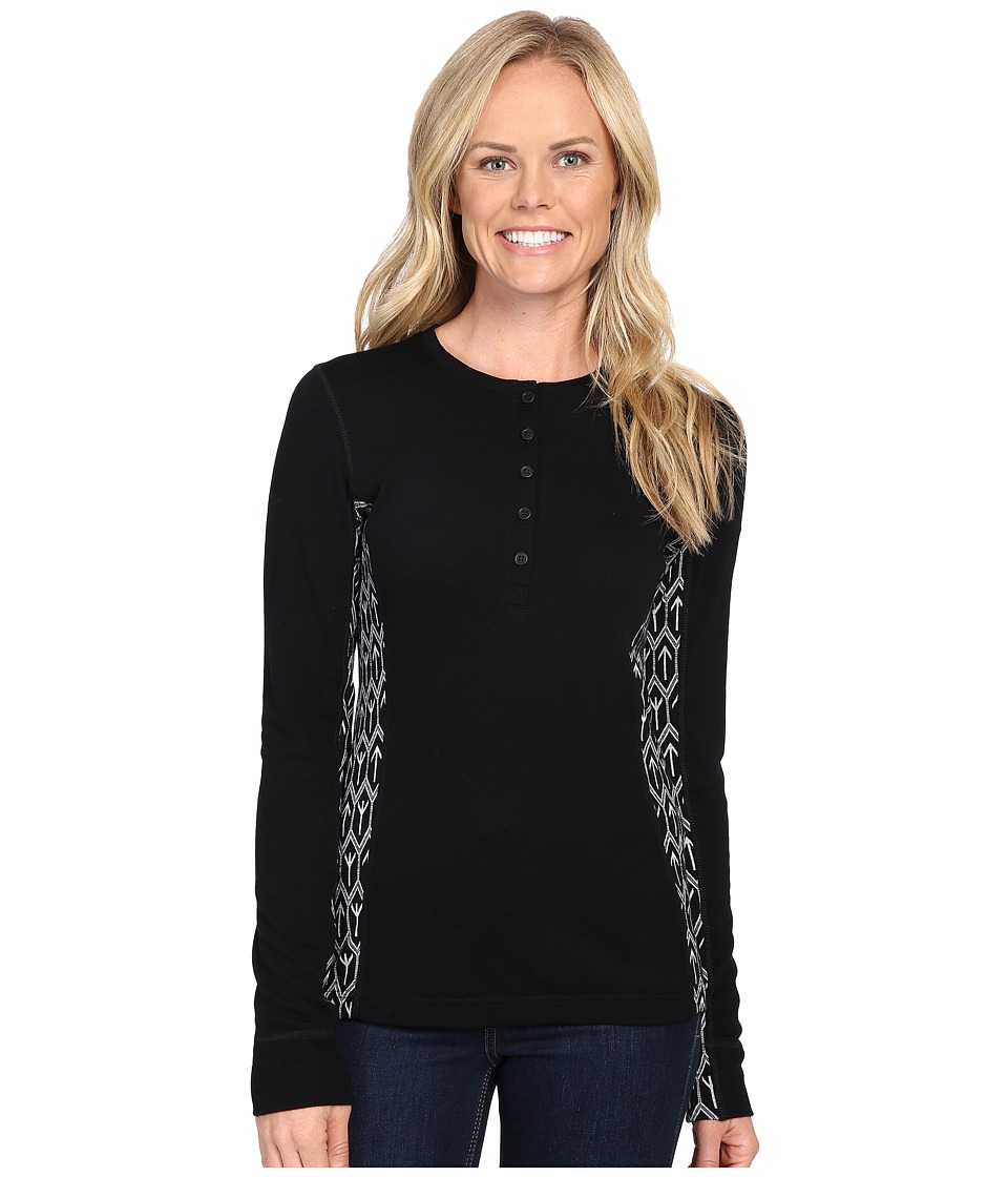 Dale of Norway Viking Basic Sweater (Black) Women's Sweater