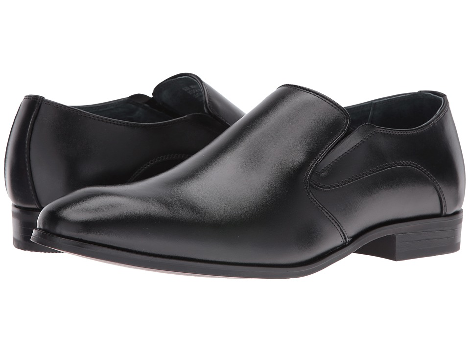 1960s Style Men's Clothing, 70s Men's Fashion Giorgio Brutini - Brosk Black Mens Shoes $44.97 AT vintagedancer.com