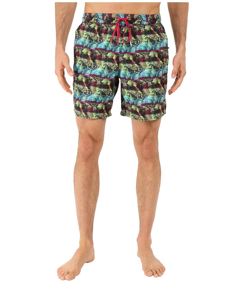 Rainforest Hypercolor Palms Multi Mens Swimwear