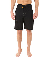 Rainforest - Wayne Boardshorts in Stretch Oxford