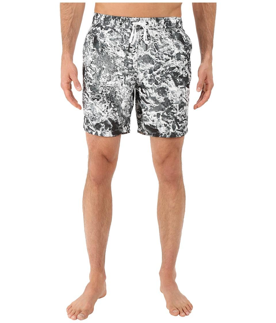 Rainforest Moonrock Trunks Grey Mens Swimwear