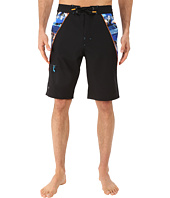 Rainforest - Avatar Splice Boardshorts in Stretch Oxford