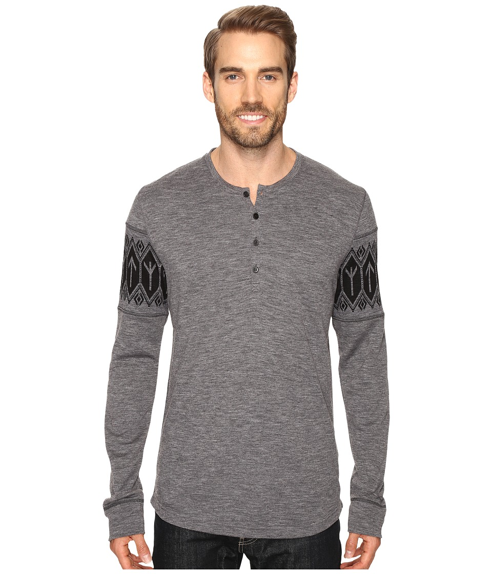 Dale of Norway Viking Basic Sweater (Smoke) Men's Sweater