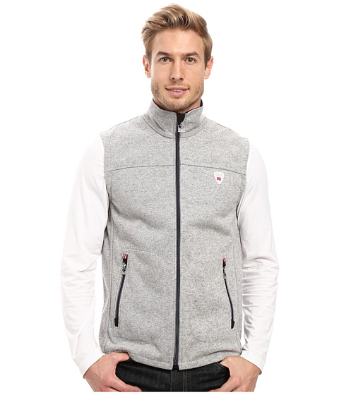Dale of Norway Hafjell Vest - Light Grey
